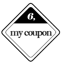 my coupon
